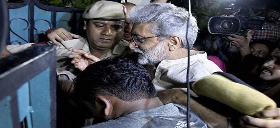 Maharashtra moves SC against Delhi HC order ending Navlakha's arrest (Photo: Twitter)