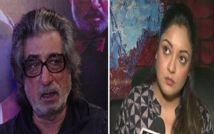 Shakti Kapoor laughs off Tanushree Dutta-Nana Patekar row