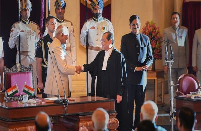 Ranjan Gogoi sworn-in as 46th CJI; A profile and important cases awaiting judgment