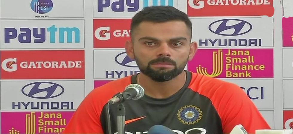 India vs West Indies: 'Selection is not my job', says Virat Kohli on Karun Nair's omission  (Photo: Twitter)