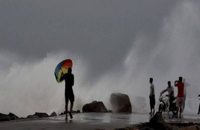 Cyclonic storm intensifying over Arabian Sea; heavy rainfall likely in Kerala, Karnataka, Goa, Maharashtra