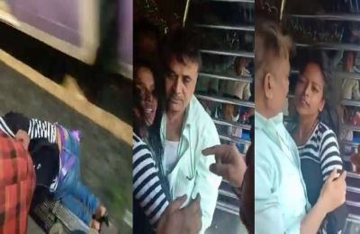 Mumbai girl booked for sitting on train foot board; prompts railways to launch awareness drive
