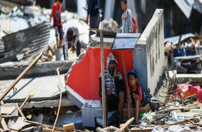 Indonesia Tsunami: Sulawesi death toll rises to 1,424