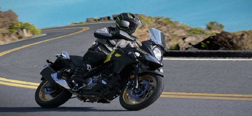 Suzuki Motorcycle launches V-Strom 650XT ABS priced at Rs
