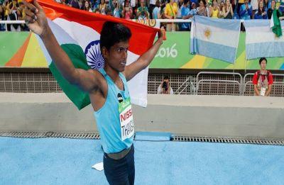 Mariyappan Thangvellu - Inspirational facts about India's flag bearer in 2018 Paralympic Asian Games