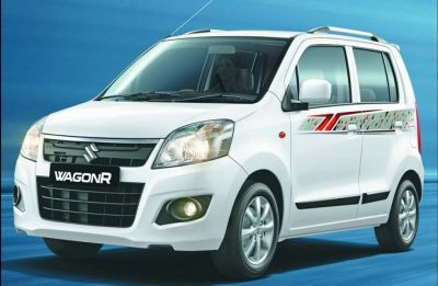 Maruti launches WagonR limited edition