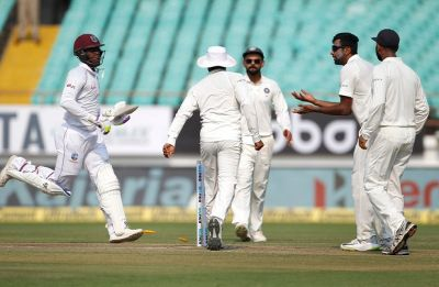 India vs West Indies 1st Test, Day 2 Highlights: WI reduced to 94/6 at stumps