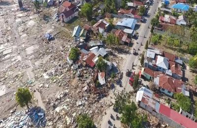 Over 1,000 feared still missing in Indonesia disaster