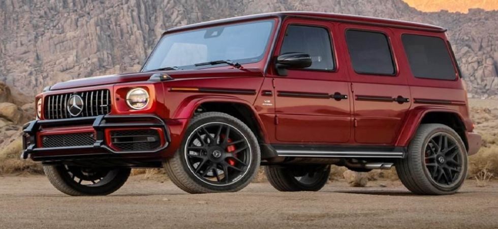 Mercedes drives in new AMG G 63 at Rs 2.19 crore (Twitter)