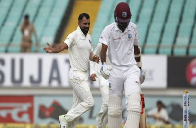 India register biggest Test win as they defeat West Indies by an innings and 272 runs