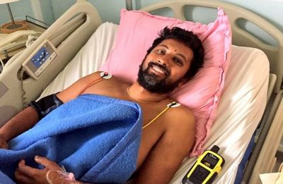 Indian Navy Commander Abhilash Tomy brought back to India after Golden Globe Race injury