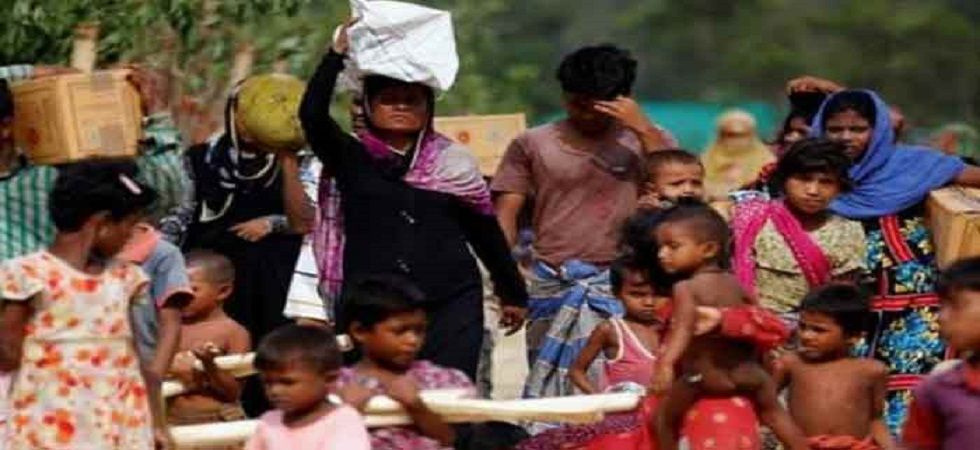 Rohingyas in Delhi's Kalindi Kunj camp refuse to return to homeland 'until peace is restored'