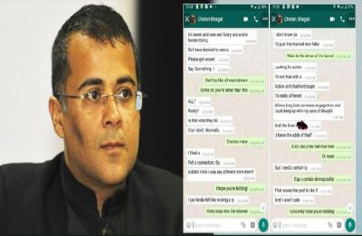 On #MeToo allegation, Chetan Bhagat apologises on Facebook