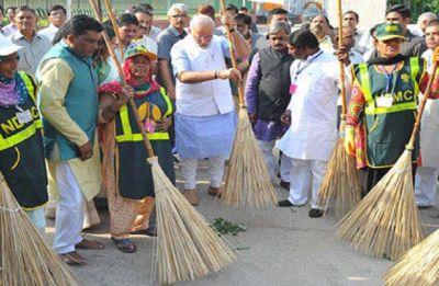 UNICEF lauds PM Modi for 'investing' political time in health, sanitation