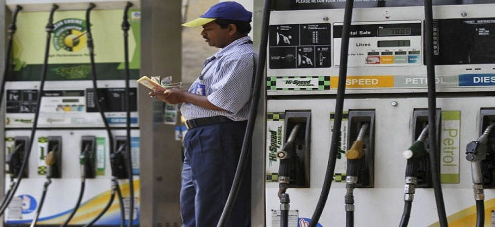 Petrol prices surges to Rs 82.03, diesel to Rs 73.82 in Delhi