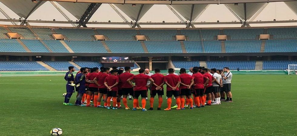 India announces 22-member squad for football match against China (Photo- Twitter)