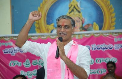 Congress needs to explain tie-up with TDP, says TRS leader