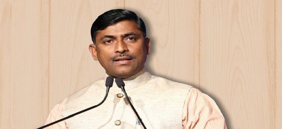 BJP alone can ensure Telangana's development: Muralidhar Rao (Photo- Twitter/@PMuralidharRao)