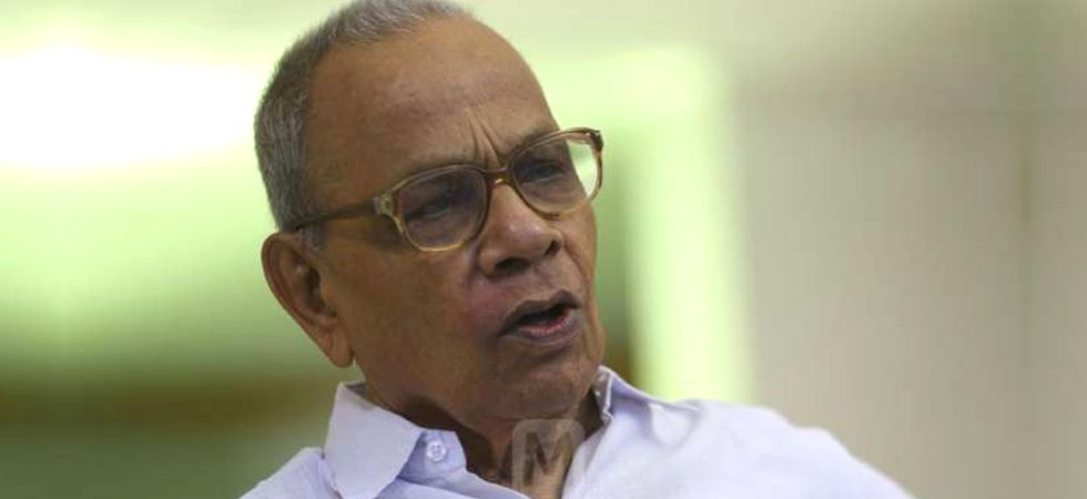 Noted Malayalam poet Paloor dies at 86 (Photo- Twitter)