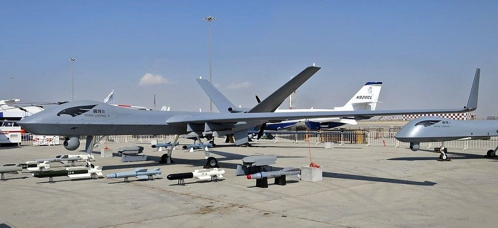 China to sell 48 high-end armed drones to Pakistan (Photo- Twitter/@DevelopmentPk)