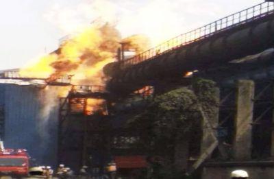 Explosion in Bhilai Steel Plant; 9 killed, 14 injured, rescue operation underway