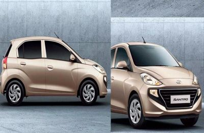 Hyundai Santro to make comeback in October in India