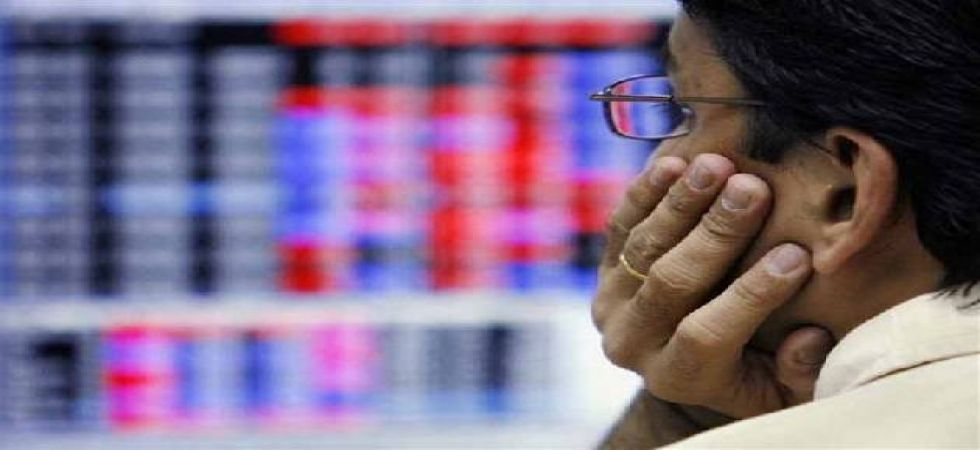 Sensex plunged by 793 points or 2 per cent, its biggest single-day loss in 2019.