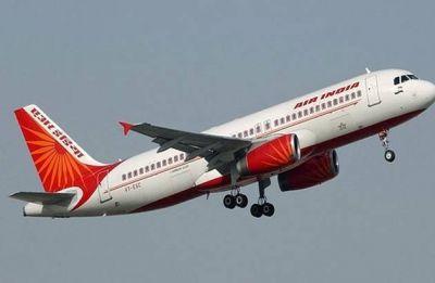 Air India flight suffers hydraulic leak before landing at JFK Airport