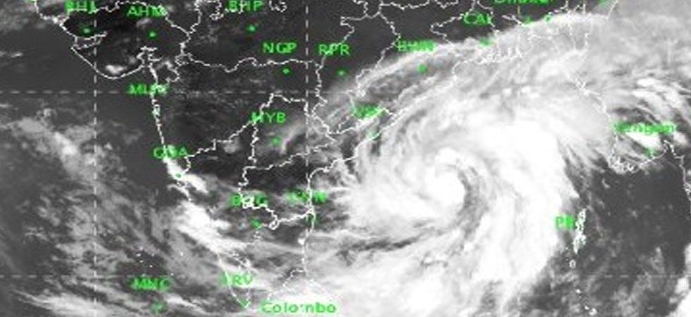 Cyclone 'Titli' intensifies into 'severe cyclonic storm', moving towards the Odisha-Andhra Pradesh coast