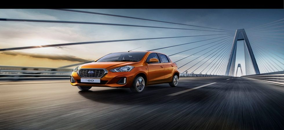 New version Datsun GO and GO+ launched in India (Photo- Twitter/@DatsunIndia)