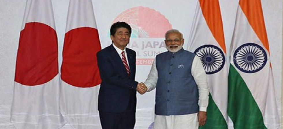 India, Japan vow to boost cooperation on connectivity projects in northeast (File Photo)