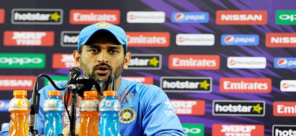 MS Dhoni has made Indian selectors really angry (Photo: Twitter)