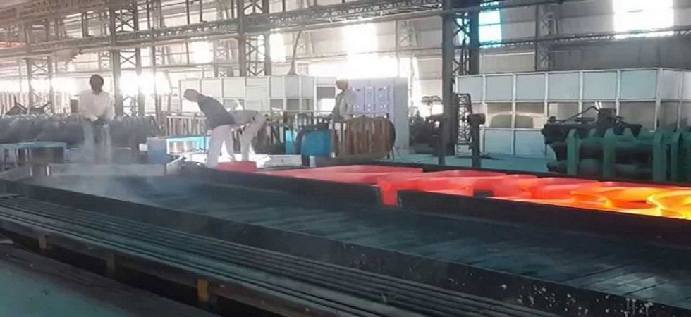 Nepal: Five Indian workers injured in Jagadamba steel plant explosion (Photo- Twitter/ANI)
