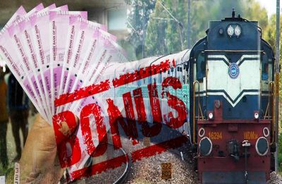 Festive bonanza for railway employees, Cabinet approves productivity-linked bonus