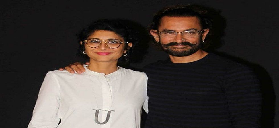 #MeToo: Aamir Khan, Kiran Rao say they decided to 'step away' from a film