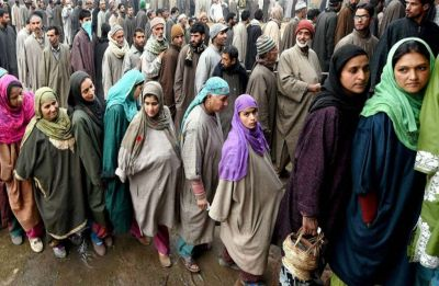 J&K civic body polls: Voting underway in 384 wards in second phase, mobile internet suspended in South Kashmir