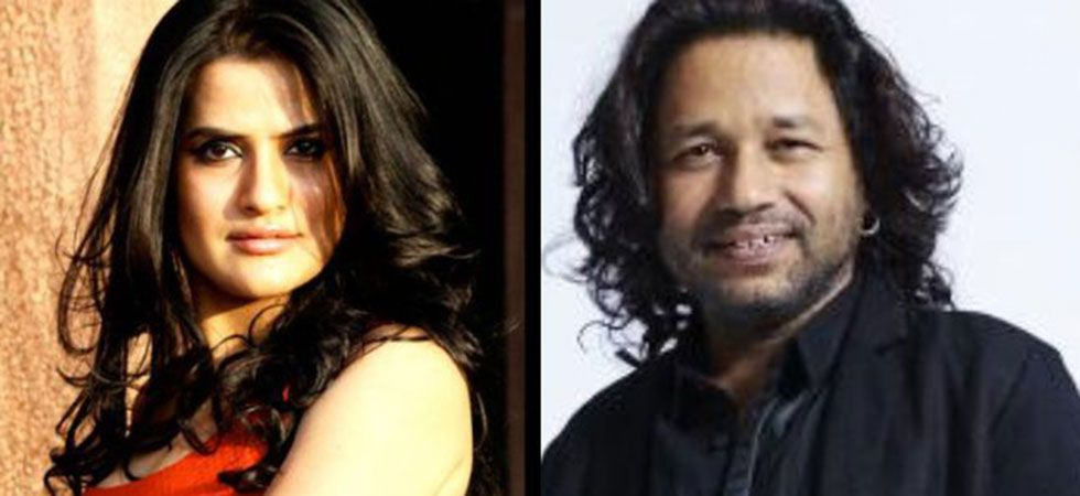 Sona Mohapatra claims Kailash Kher sexually harassed her/ Image: file photo