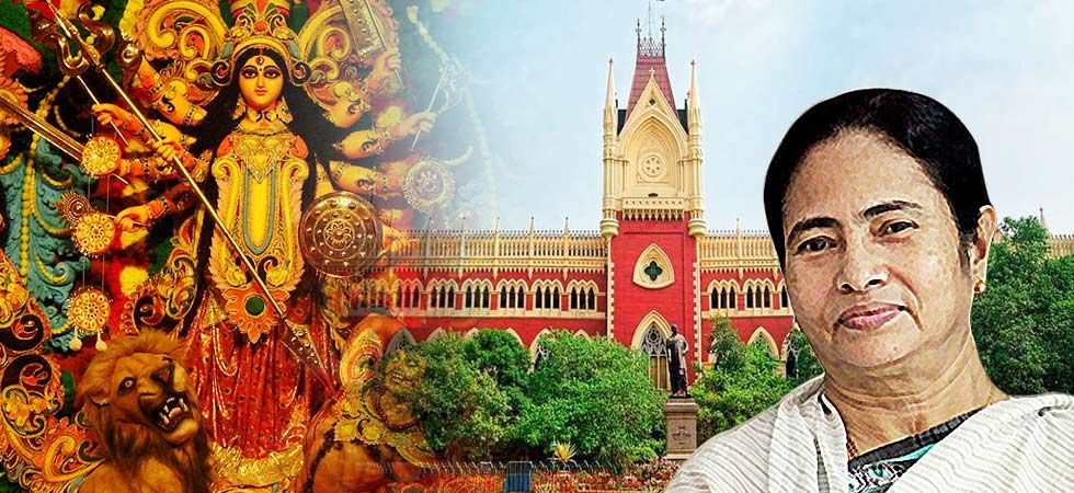 Calcutta High Court refuses accept plea against Mamata Banerjee's Durga Puja grants