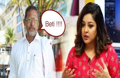 Video: Nana Patekar refers to Tanushree Dutta as 'Beti' in this VIRAL video