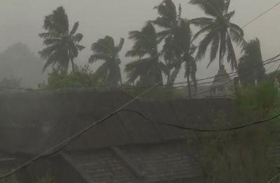Cyclone Titli hits Odisha, Andhra Pradesh coasts; flights cancelled, shops damaged