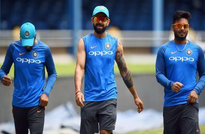 India vs West Indies: Maiden call-up for Pant as India announce ODI squad