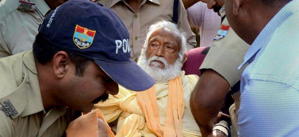 Congress president Rahul Gandhi vows to take forward Ganga activist GD Agarwal's fight
