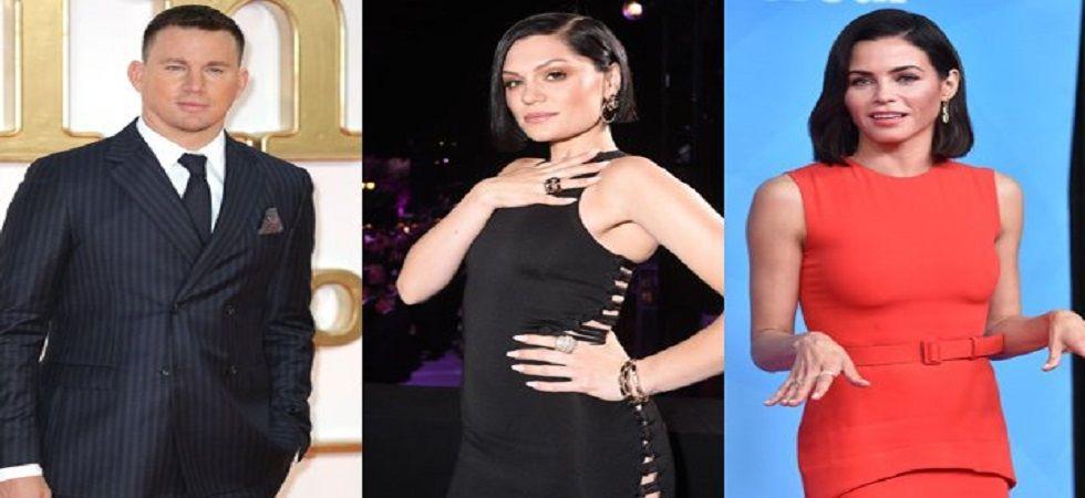 Channing Tatum is dating singer Jessie J (Photo: Twitter)