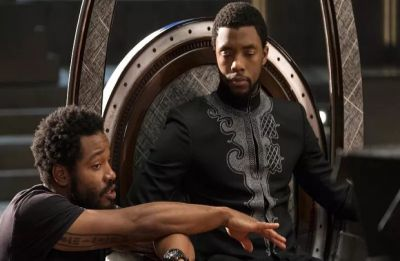 Ryan Coogler to write and direct 'Black Panther 2'