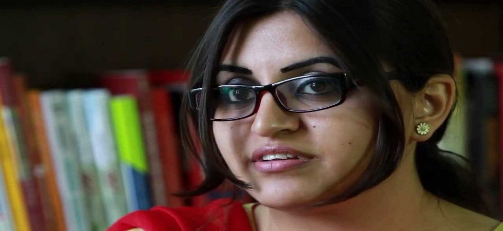 Award-winning rights activist Gulalai Ismail detained as she returns to Pakistan (Photo- Twitter)