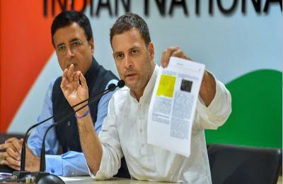 Nirmala Sitharaman's visit to France 'Great Rafale Cover Up', says Rahul Gandhi; BJP hits back