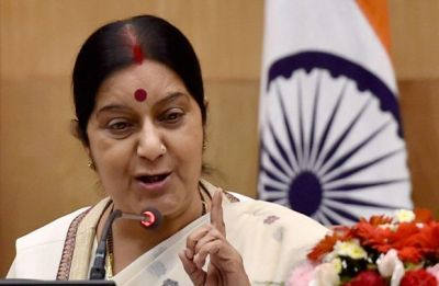 Sushma Swaraj urges SCO members to fight terrorism, address climate change and promote regional peace