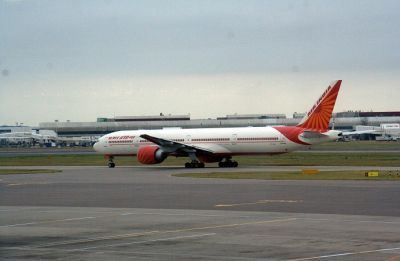 Air Indian flight from Trichy to Dubai hits ATC wall during take off, diverted to Mumbai