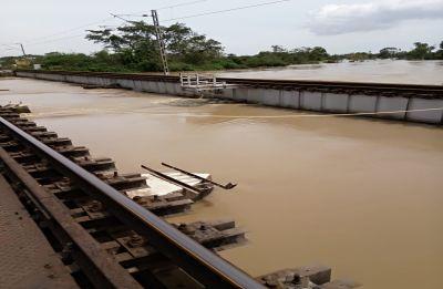 Cyclone Titli: Ichchapuram bridge in Andhra Pradesh certified fit for trains