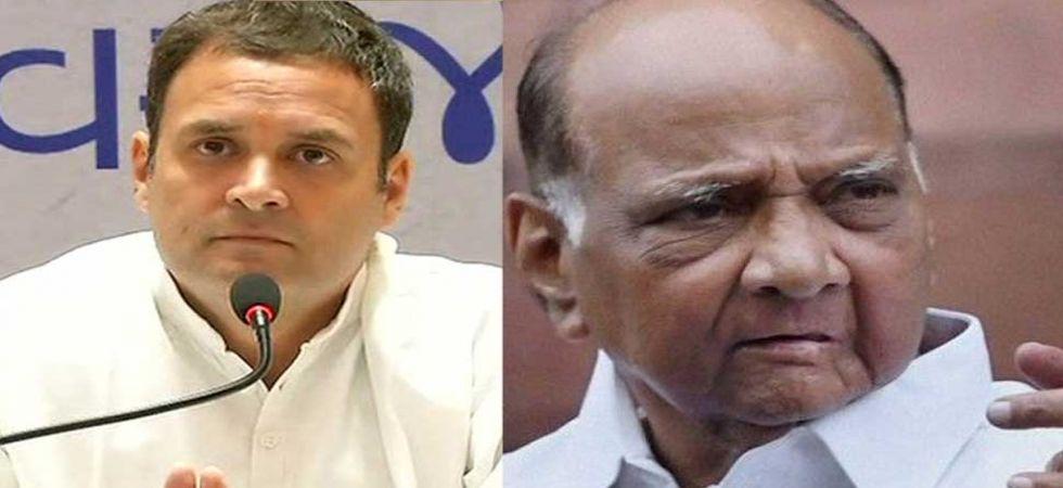 Lok Sabha Election 2019: Rahul Gandhi, Pawar discuss seat-sharing (File Photo)